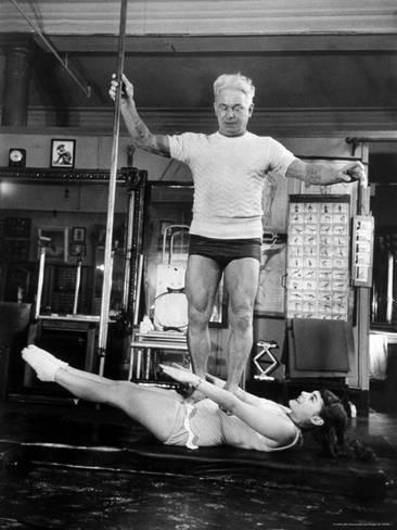 O Pilatesu v reviji Sports Illustrated, 1962